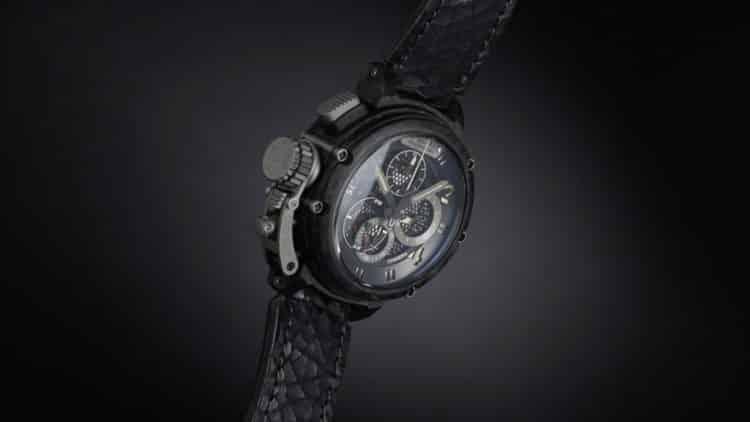U-Boat Chimera 46 Carbonio Limited Watch