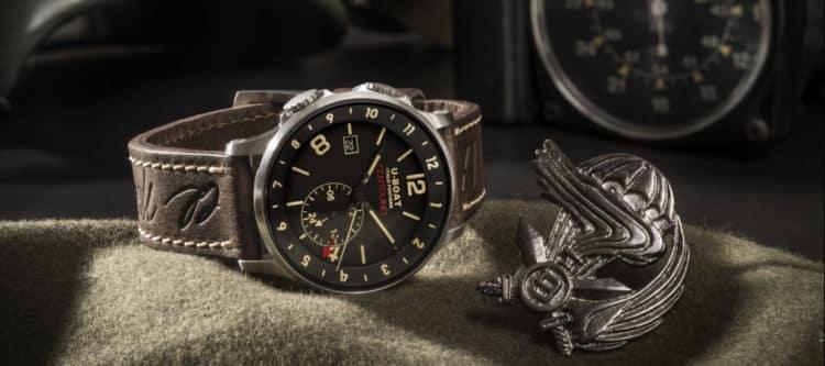 U-Boat Doppiotempo Limited Edition Watch