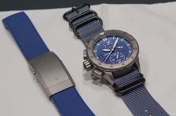 U1000 Blue Dial 10 de los mejores relojes Sinn-Spezialuhren del mundo