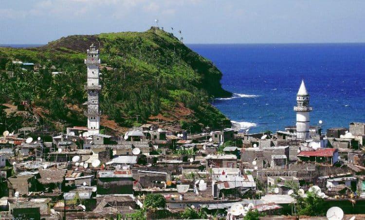 Unión de la isla de Comoras