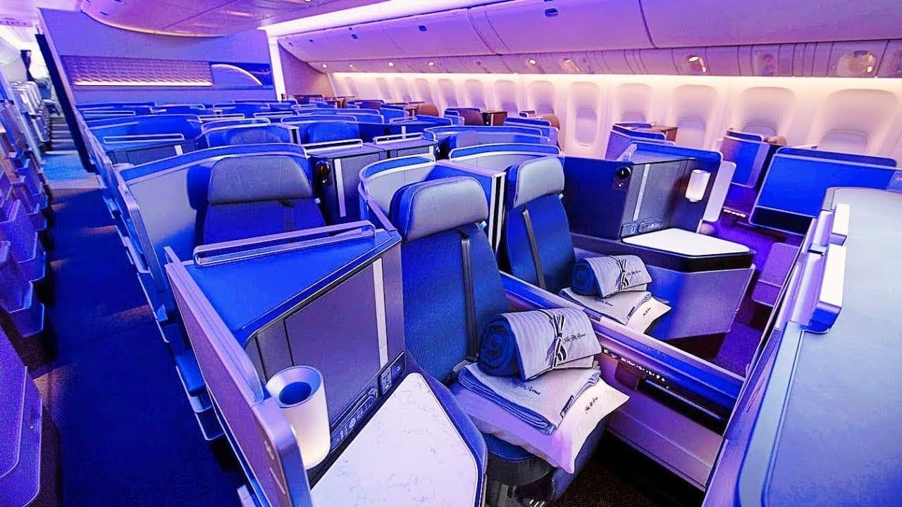 United Polaris Business Class 1 Cómo es volar con United Polaris Business Class
