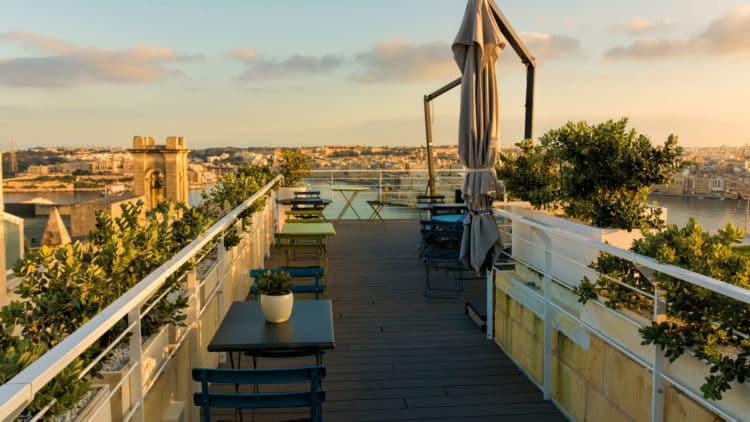Ursulino Valletta top 5 hoteles cuando se hospeda en Valletta, Malta