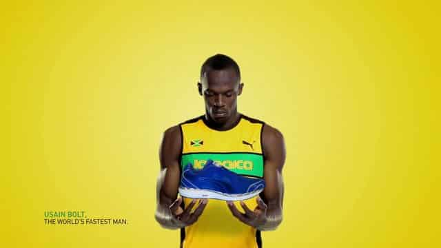 Usain Bolt Cómo Puma ha llevado al éxito las asociaciones de celebridades