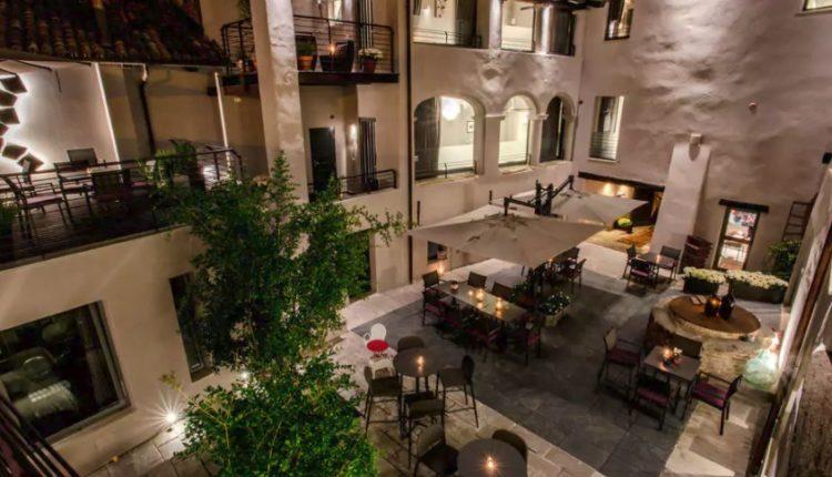 Uve Rooms y Wine Bar: los cinco mejores albergues de vino de lujo en Italia