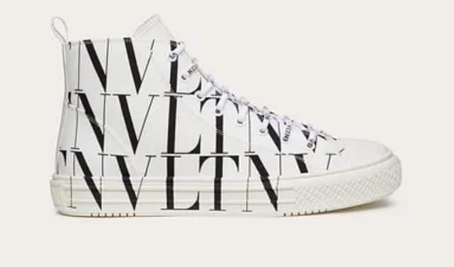 Valentino VLTN high-top trainers