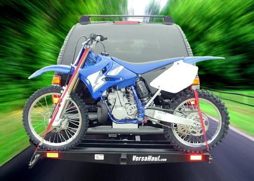 Portaequipajes para motocicleta VersaHaul