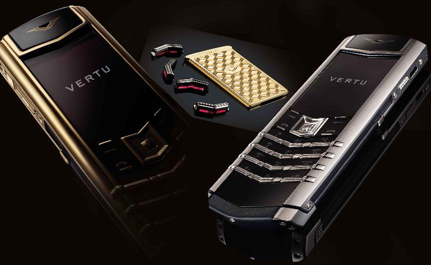 Vertu Los teléfonos móviles Vertu más caros jamás fabricados