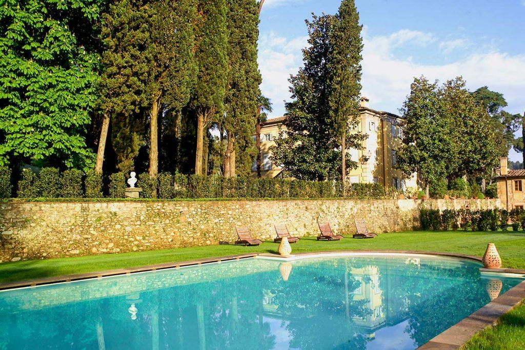 Villa Lucchese Cinco increíbles villas de lujo ubicadas en Italia