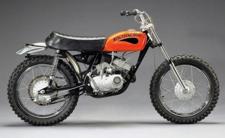 Von Dutch 1970 Kawasaki Centurian
