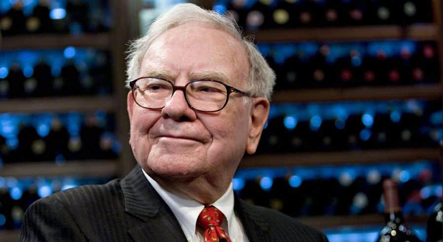 Warren Buffett Cinco inversores que influyen en el movimiento del mercado en cada operación que realizan