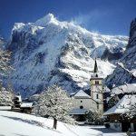 Winter in Switzerland Cinco de las mejores experiencias de nieve en invierno en Suiza