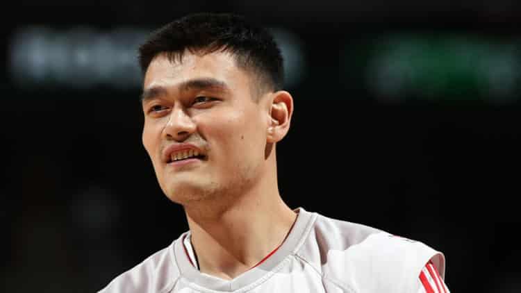 Yao Ming Los 20 jugadores de la NBA más ricos de todos los tiempos (actualizado para 2020)