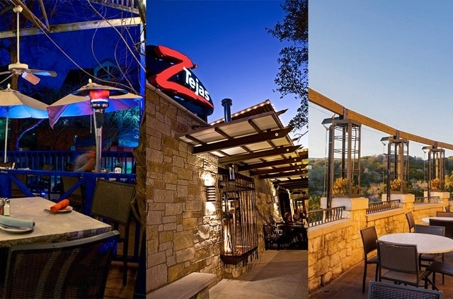 Z'Tejas Top Five Mexican Restaurants in Austin, TX