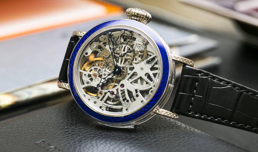 Zenith Pilot Skeleton Type Los 10 relojes de aviador más caros de todos los tiempos