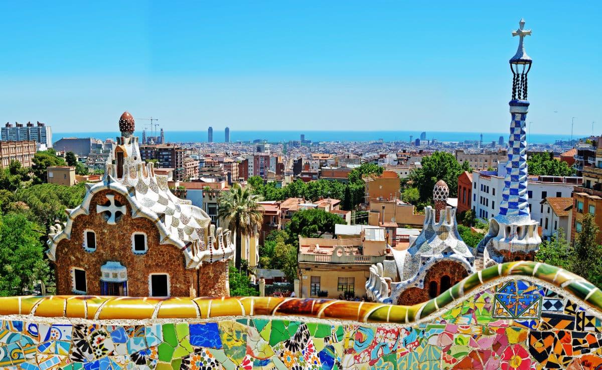 barcelona Los cinco lugares más románticos para visitar en España