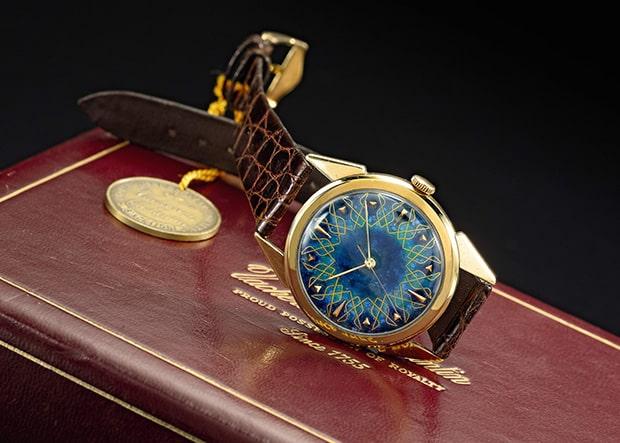 barter cloissone 2 Los 10 mejores relojes con esfera esmaltada del mercado actual