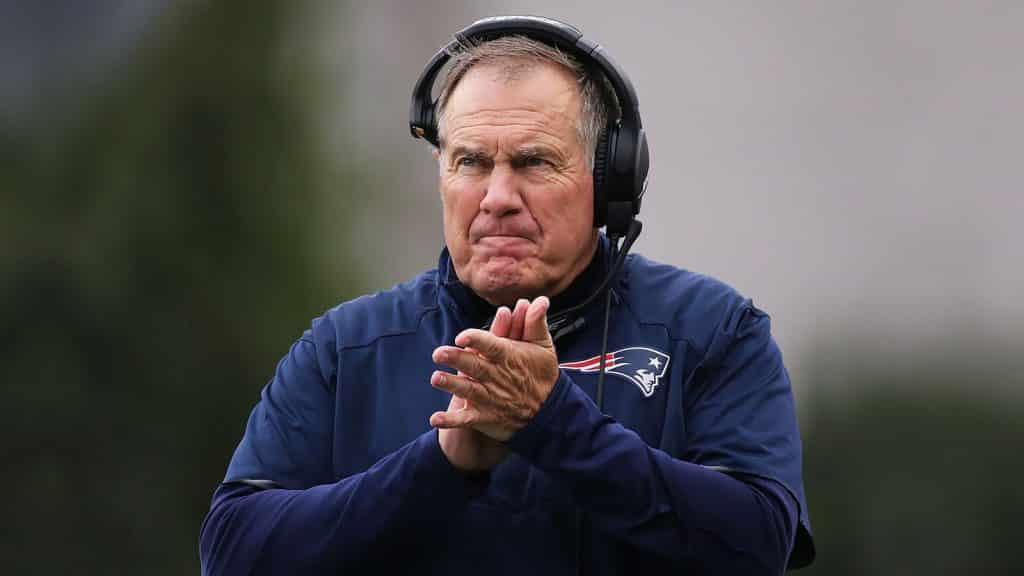 belichick header Los 20 entrenadores de la NFL más ricos de todos los tiempos (actualizado para 2020)