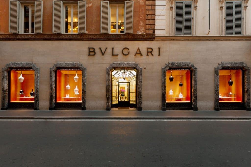 bvlgari store 13 Los 10 mejores relojes Bulgari de todos los tiempos