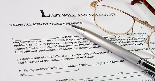create a will La guía para crear un testamento sin los servicios de un abogado
