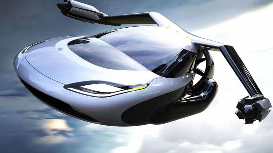flying car concept ¿Qué tan cerca estamos de los autos voladores?