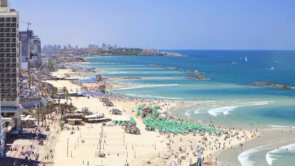 image Una guía para viajeros de las mejores playas de Tel Aviv