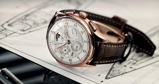 iwc watches 2 Los 10 mejores relojes IWC Schaffhausen de la historia