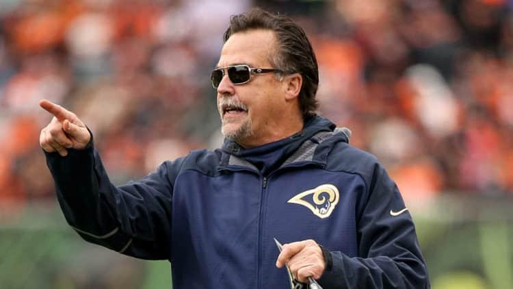 jeff fisher Los 20 entrenadores de la NFL más ricos de todos los tiempos (actualizado para 2020)