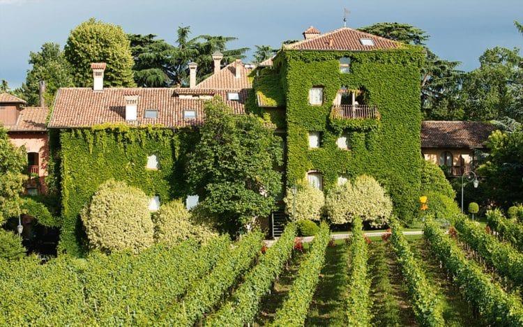 lalbereta top 5 bodegas de lujo en Italia