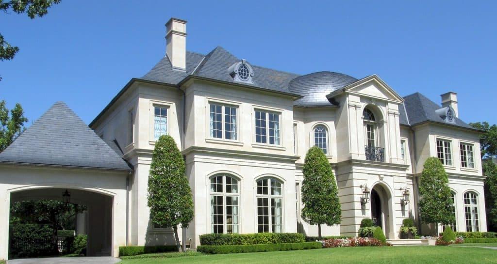 mansion 425272 1280 Las 10 ciudades más ricas de Estados Unidos (actualizado para 2020)