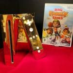 s l1600 1 La Nintendo Wii chapada en oro de $ 300,000 para la reina Isabel II