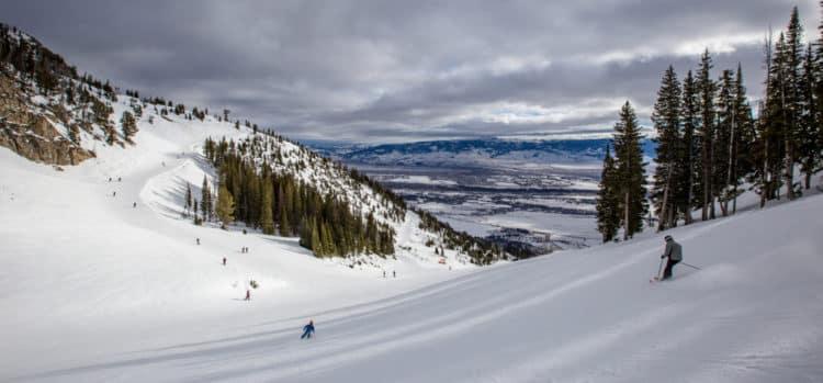 Resort de montaña de Jackson Hole