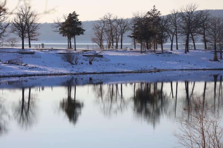 Parque Table Rock Lake