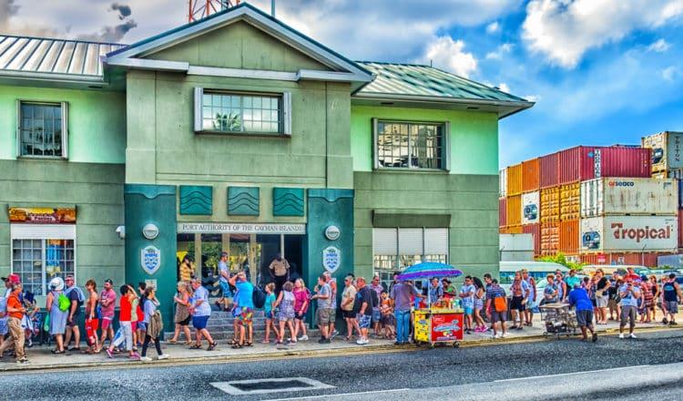 Terapia de venta al por menor en George Town
