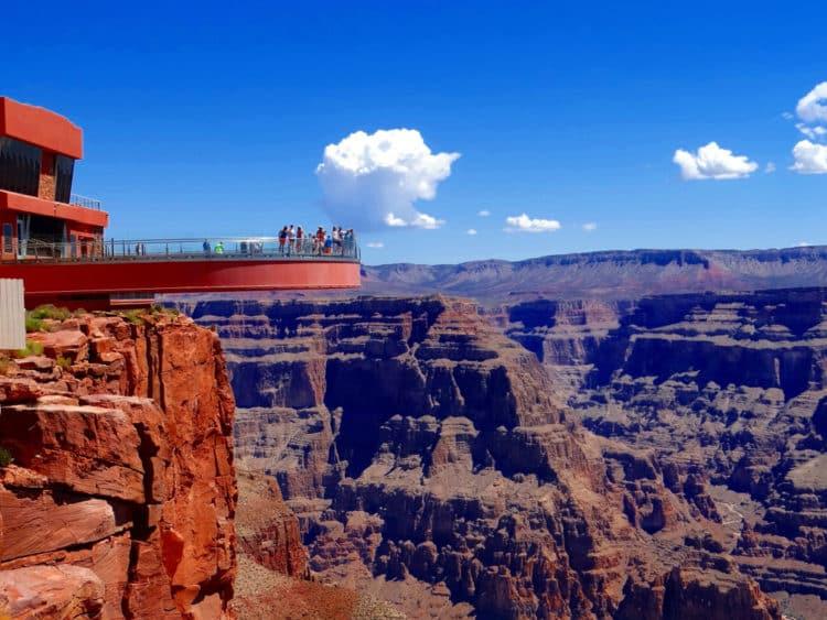 Skywalk del Gran Cañón