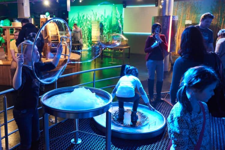 Centro de Ciencias Exploreum de la Costa del Golfo