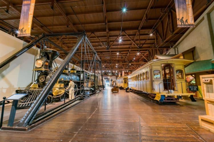 Museo del ferrocarril de Shreveport