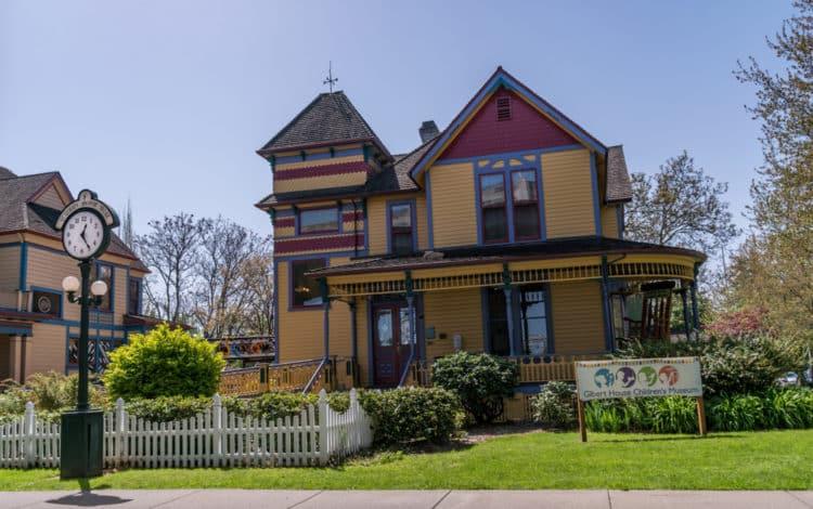 Museo de Niños Gilbert House