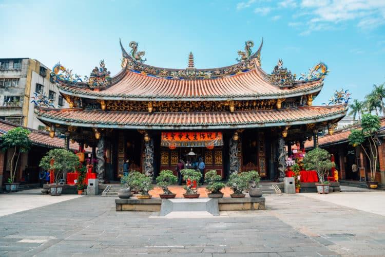 Templo de Dalongdong Baoan