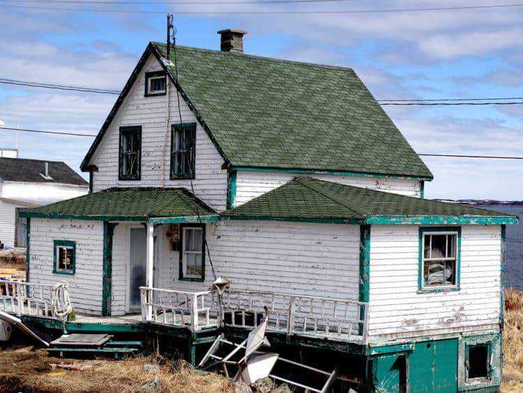 Casa de Harrington
