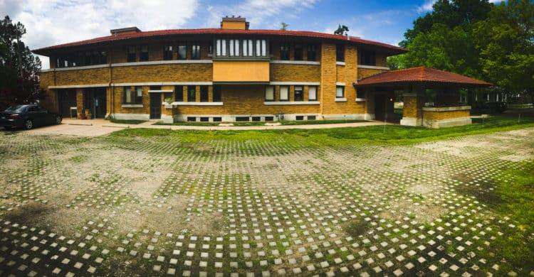 Casa Allen de Frank Lloyd Wright