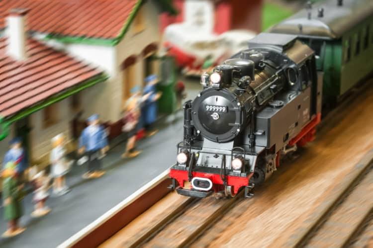 Museo y club de trenes de juguete de Wichita