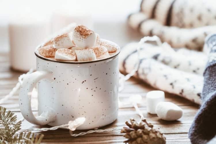 Beba chocolate caliente y juegue juegos de mesa en The Stein