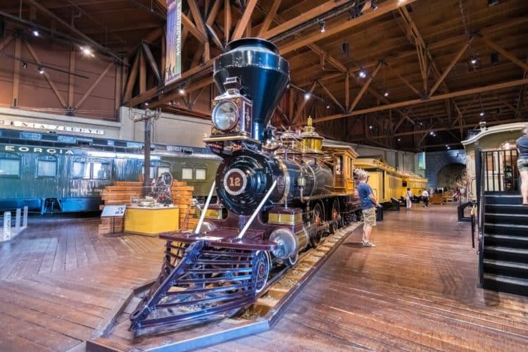 Museo del Ferrocarril de Amarillo