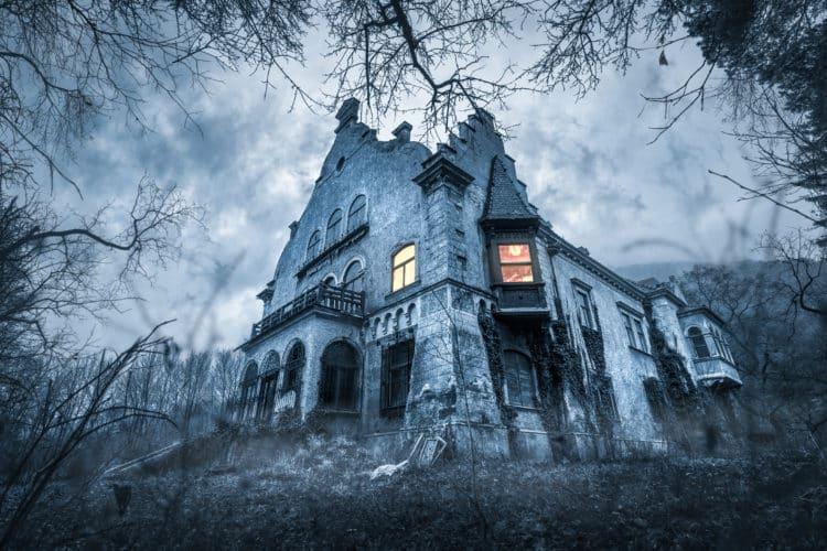 Castillo Casa Fantasma