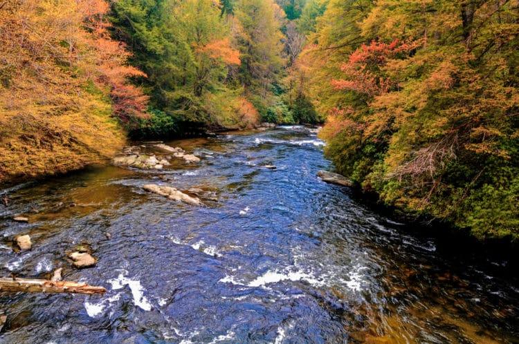 Río Toccoa