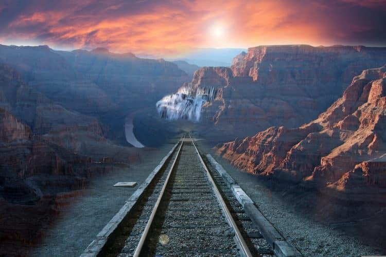 Tren del Gran Cañón