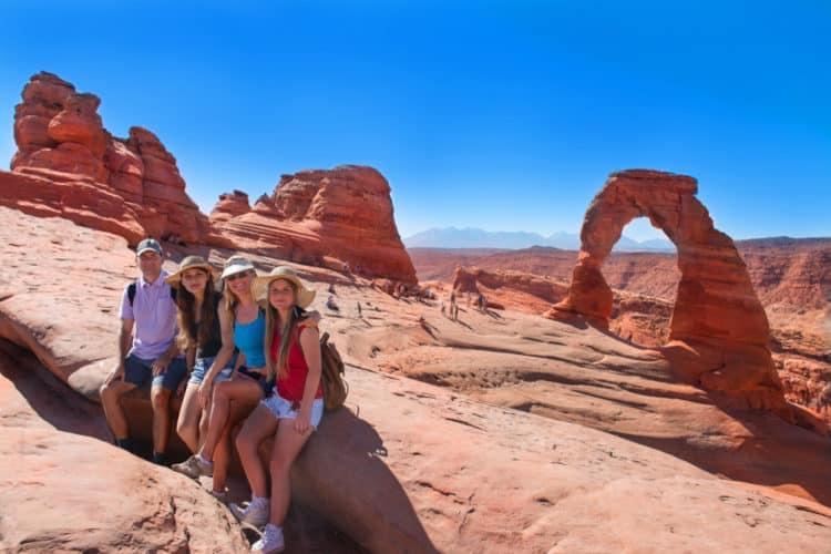 Parque de aventuras Moab