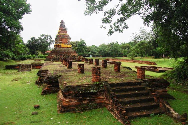Wiang Kum Kam, la antigua ciudad subterránea