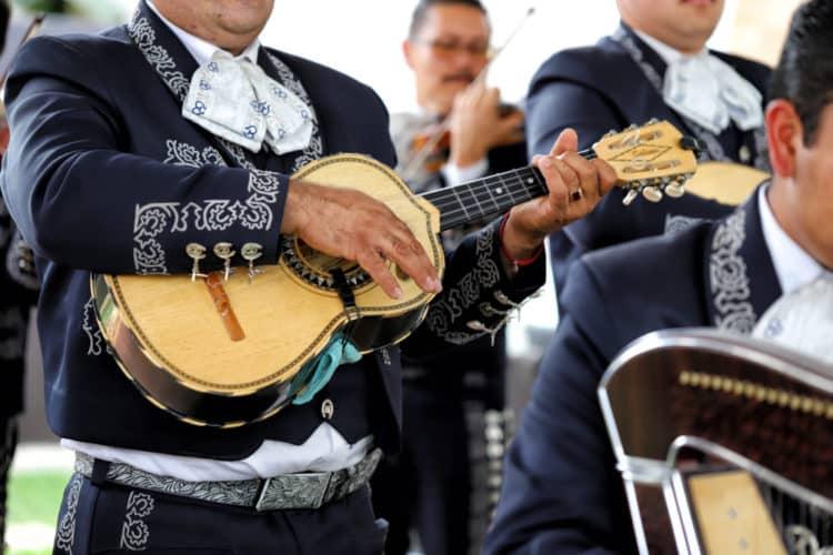 Música Mariachi en vivo