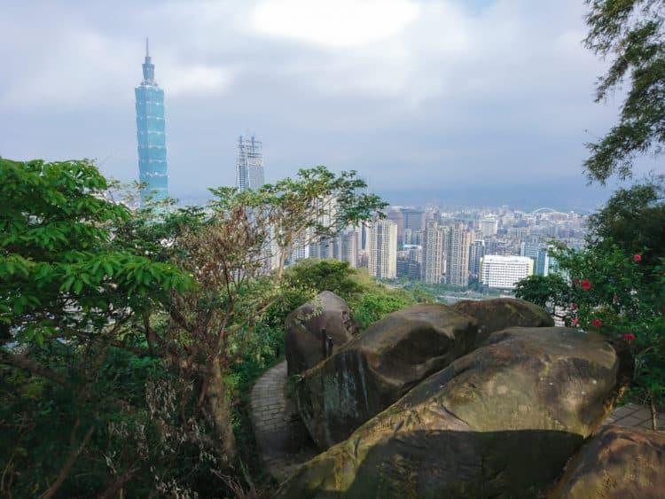 Senderos de Baoshan y Xiangshan